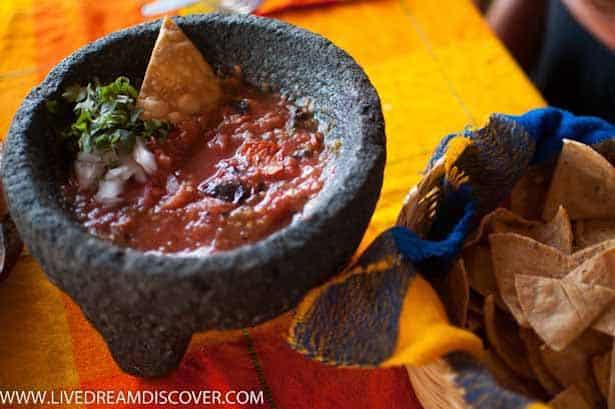 Chismole Salsa Recipe