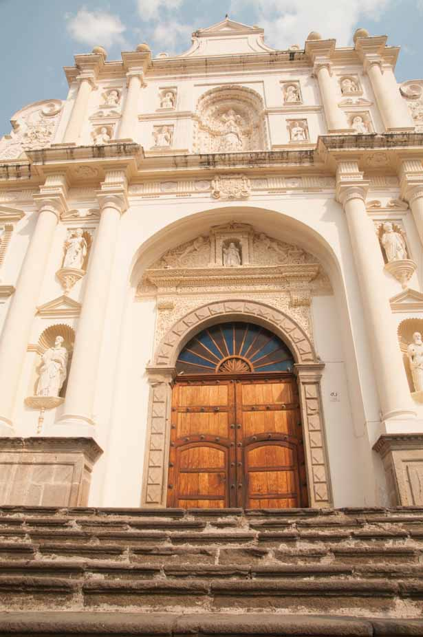 What to see in Antigua Guatemala