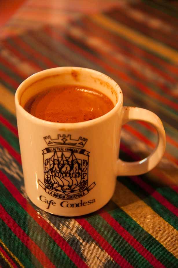 Guatemalan hot chocolate