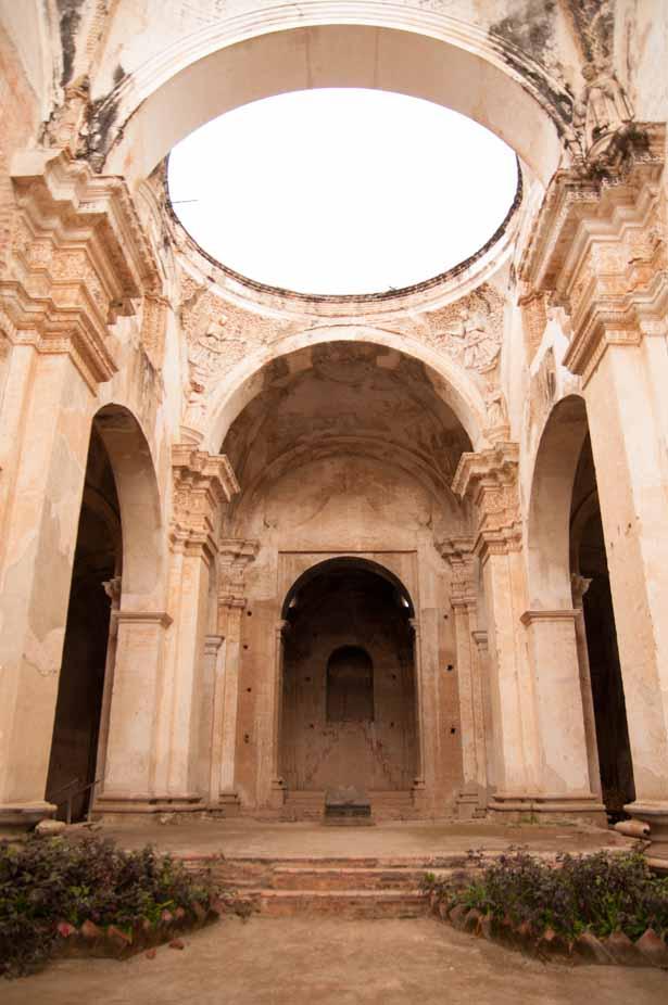 Ruins of Catedral de San Jose, Antigua