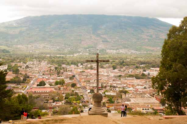Cerro de la Cruz, What to see in Antigua, Guatemala