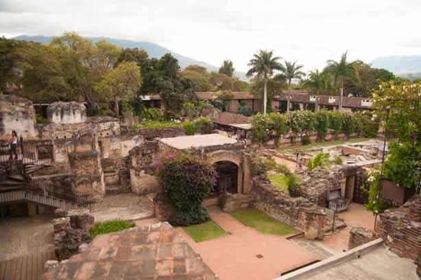 Casa Santo Domingo Hotel, Antigua