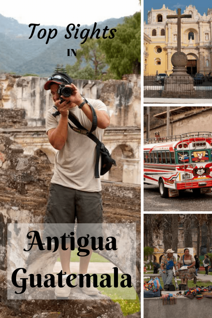 What to do and where to stay in Antigua Guatemala