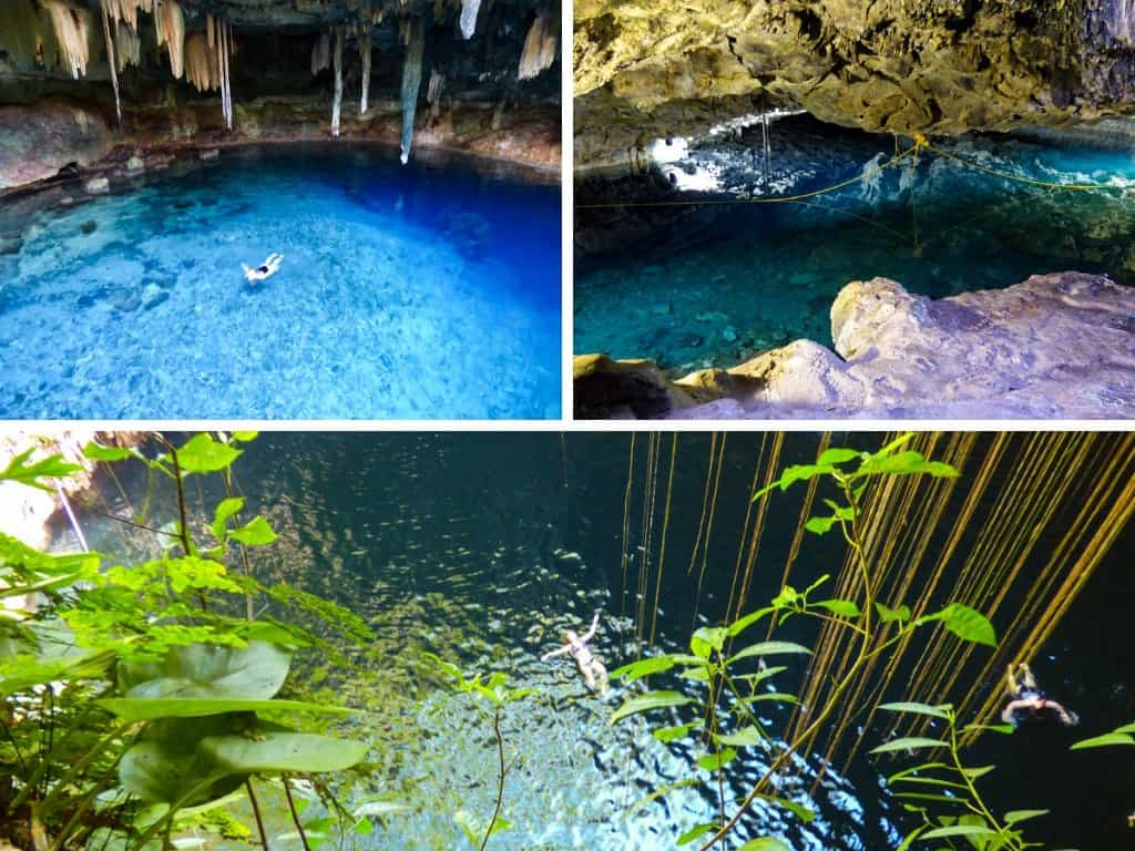 Things to see in Merida: Cenotes