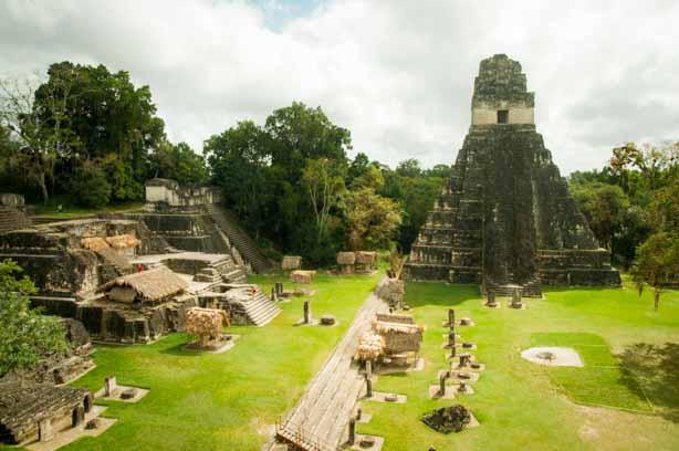 Tikal, Guatemala Guatemala Mayan Ruins