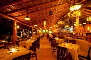 Best restaurants in Puerto Vallarta La Palapa