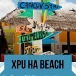 Xpu Ha Beach Pinterest