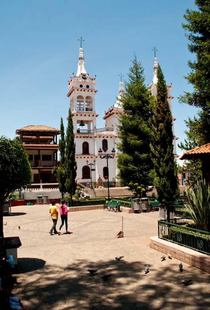 Pueblo Magico Mexico