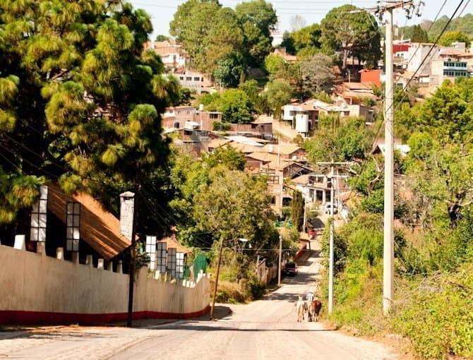 Pueblo Magica Mexico