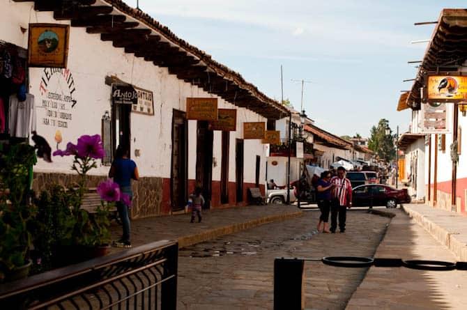 Peublo Magico Mexico