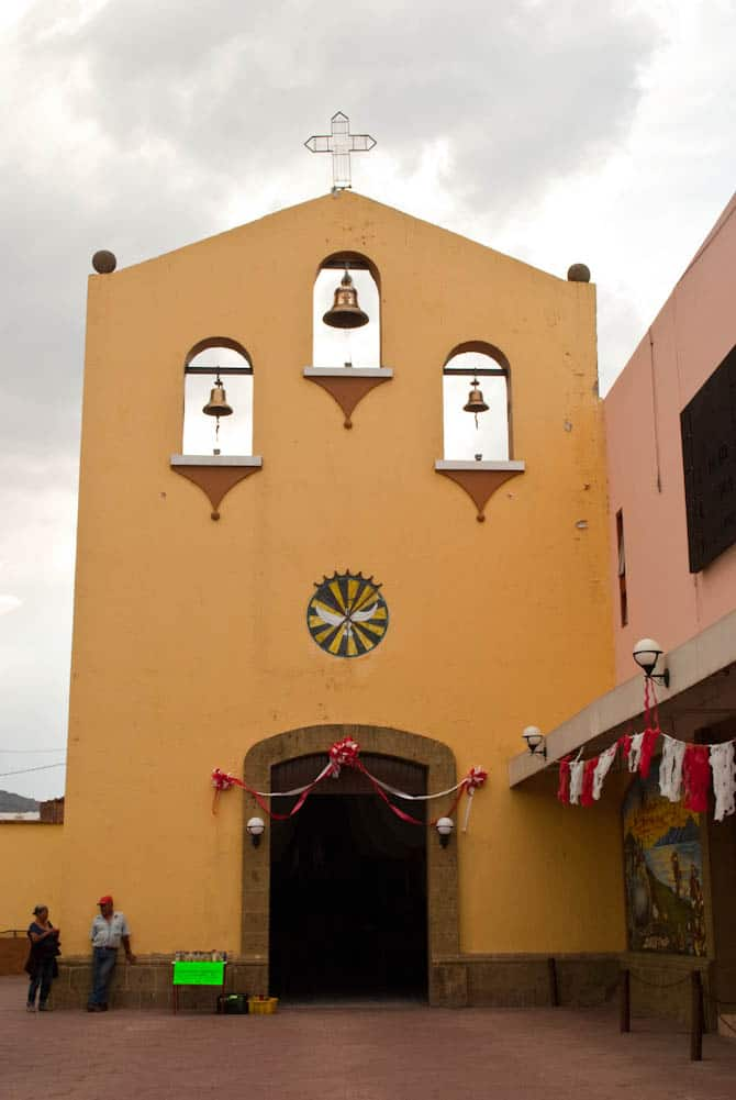 The Festival church