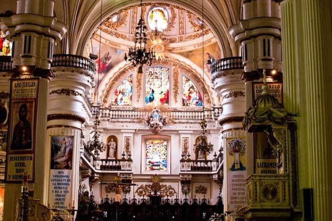 Things to do in Guadalajara Mexico: Gaudalajara Cathedral