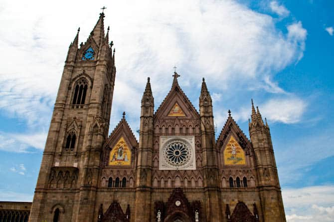 Things to do in Guadalajara Mexico: Guadalajara Gothic Cathedral