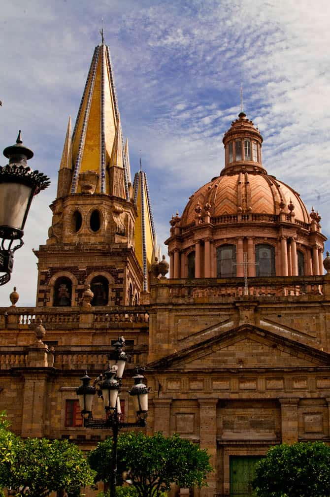 Things to do in Guadalajara, Mexico: Guadalajara cathedral