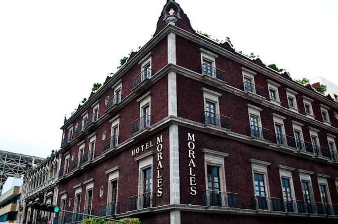 Hotel Morelas, Guadalajara