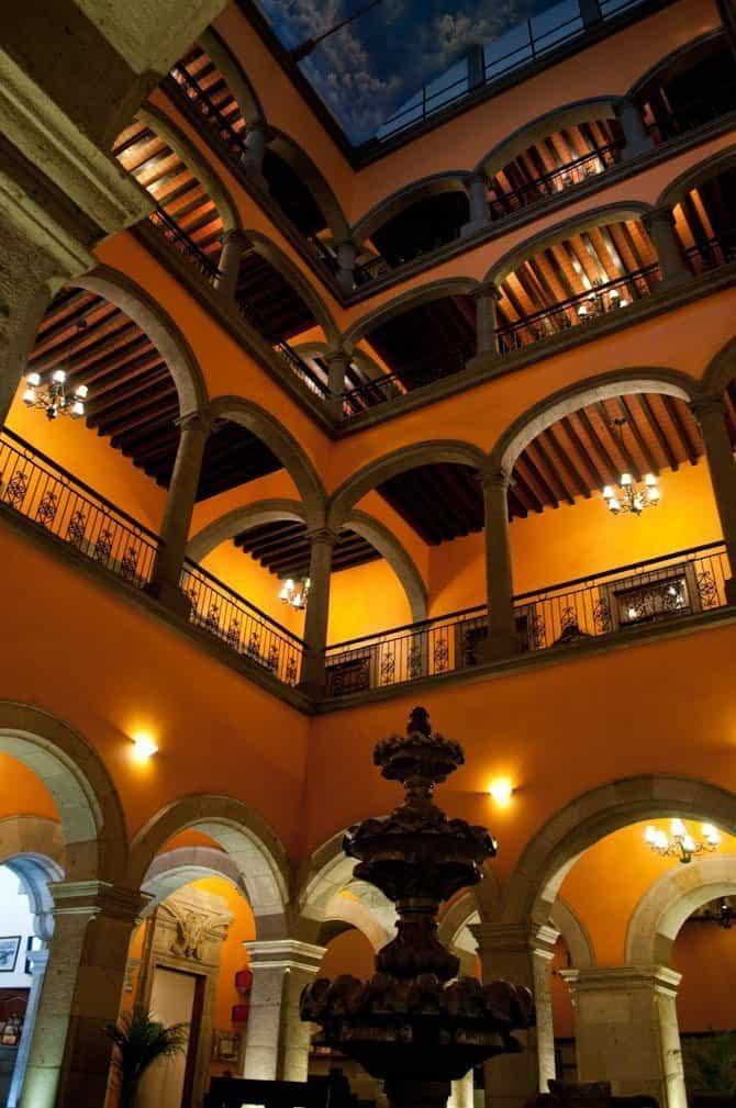 Things to do in Guadalajara: Hotel Morales, Guadalajara