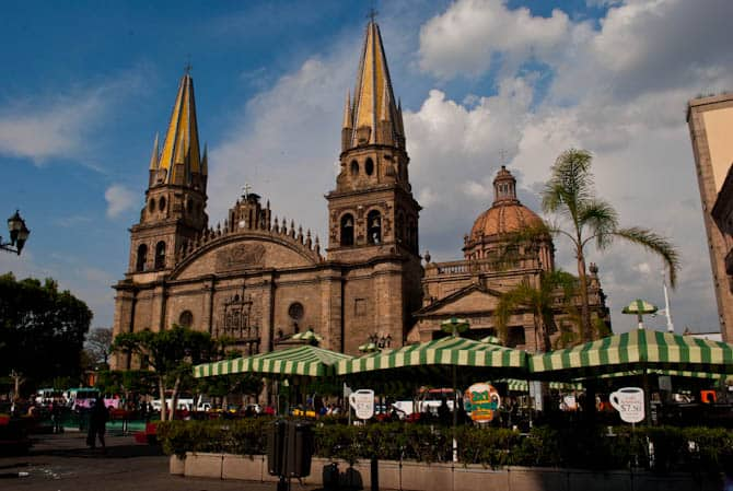 Things to do in Guadalajara Mexico: Plaza Guadalajara