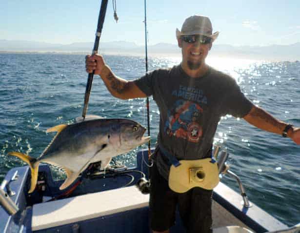Depp sea fishing in Puerto Vallarta