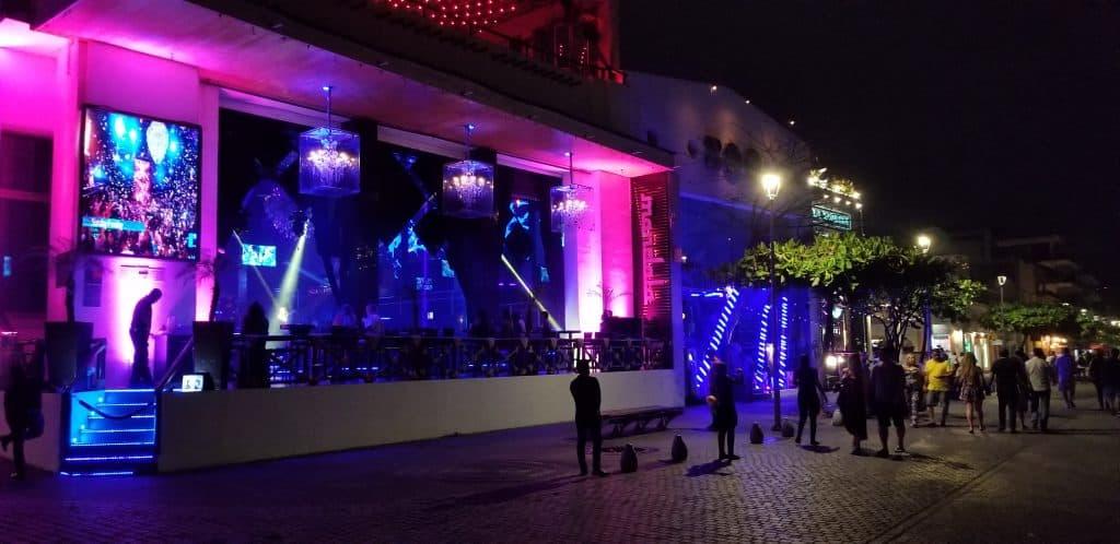 Nightclub in Puerto Vallarta