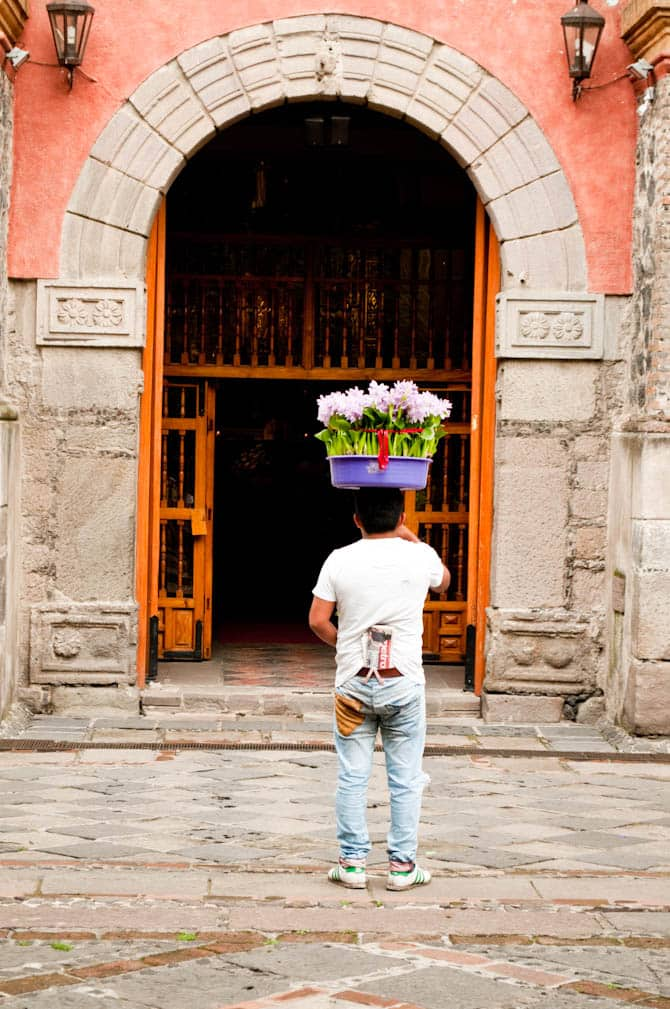 San Angel: Guide to Mexico City