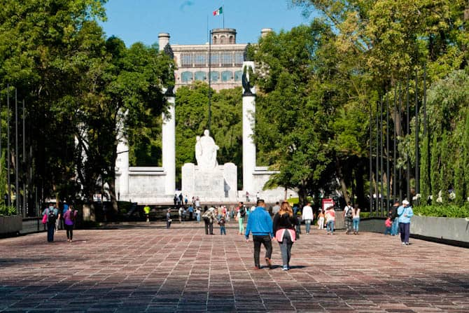 Chapultepec Park: Guide to Mexico City