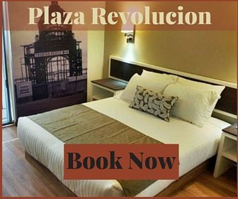 Guide to Mexico City Hotel Plaza Revolucion