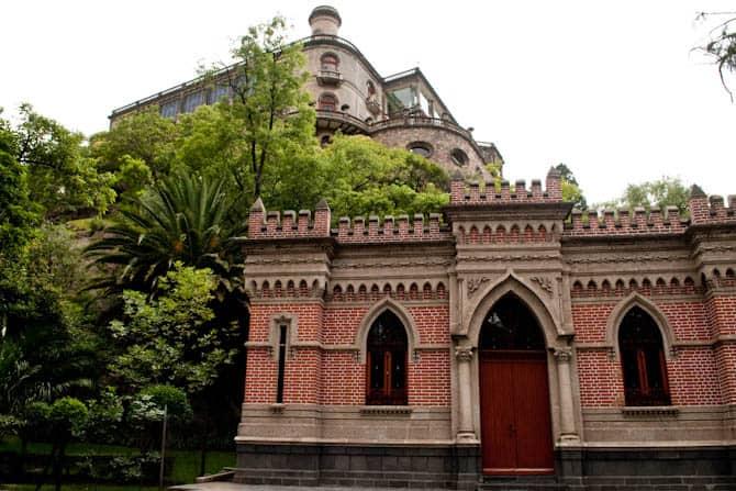 Museo Nacional de Historia Chapulteopec Park