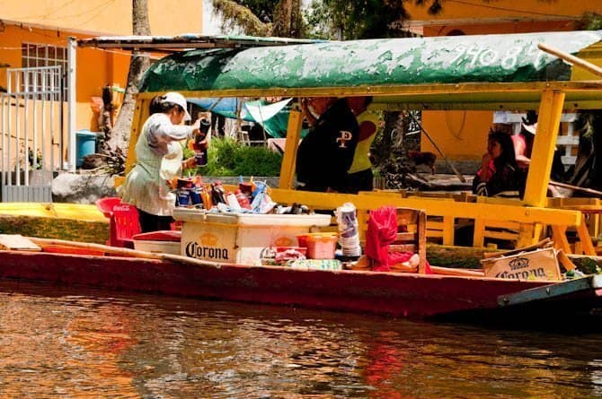 Canals of Xochimilco: Guide to Mexico City