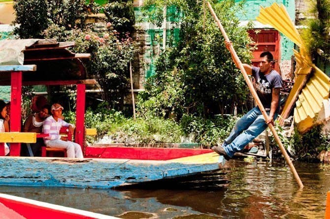 Xochimilco: Guide to Mexico City