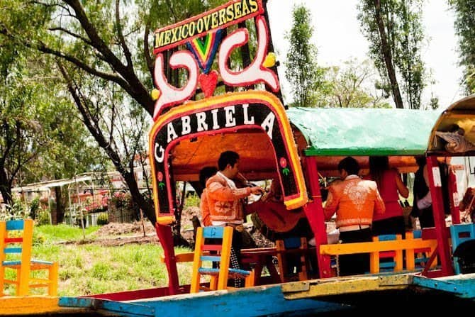 Floating Mariachi in Xochimilco: Guide to Mexico City