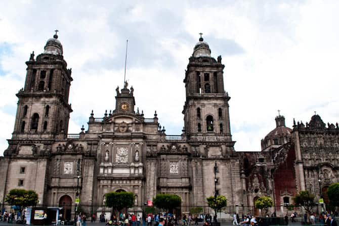 Catedral Metropolitana: Guide to Mexico City