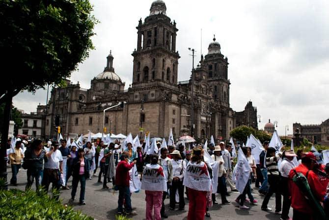 Zocalo: Guide to Mexico City