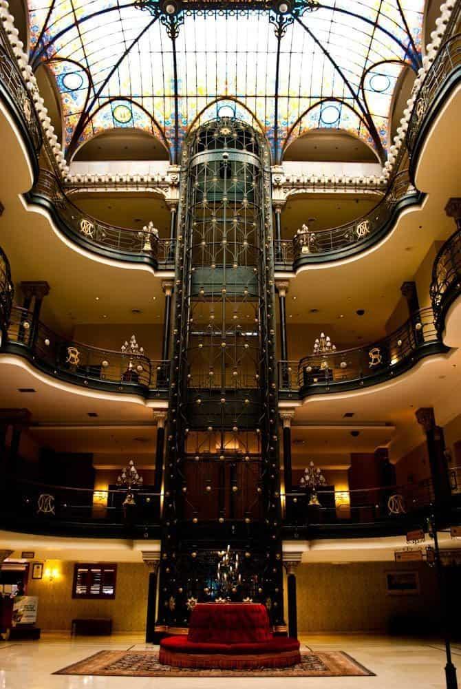 Gran Hotel: Guide to Mexico City