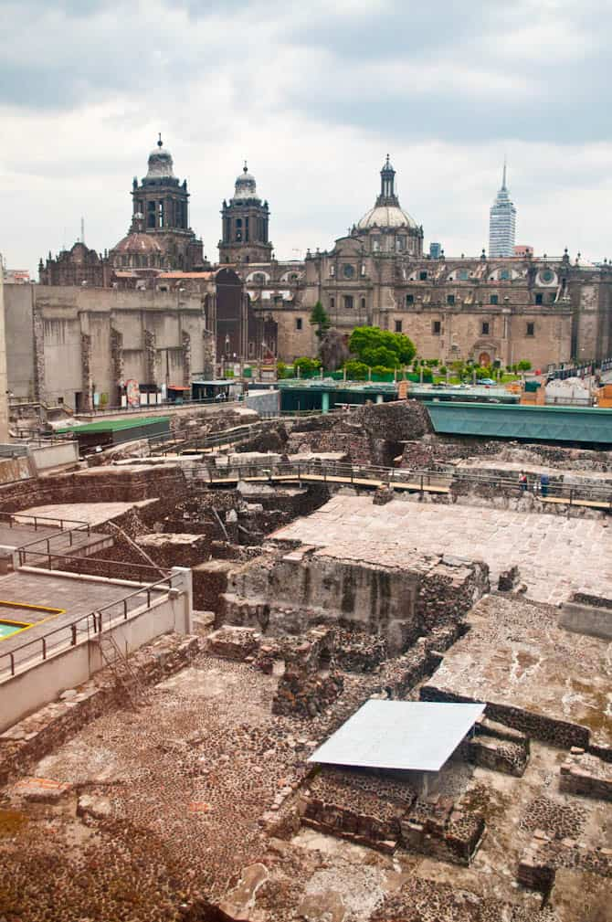 Templo Mayor: Guide to Mexico City