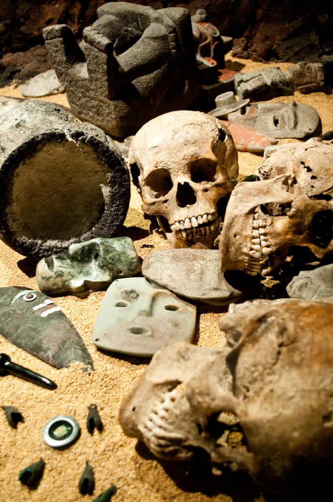 Templo Mayor Museum: Guide to Mexico City