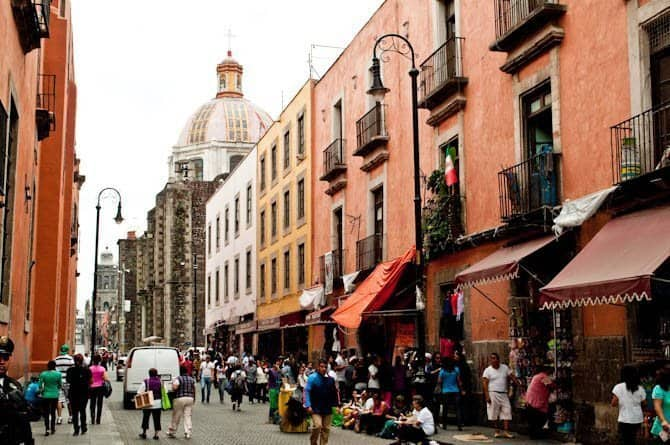 Zocalo: Guide to Mexico City