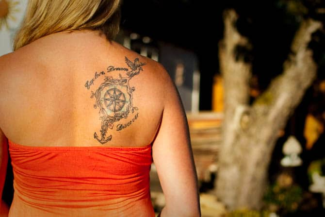 Story of my meaningful tatto and live dream discover name