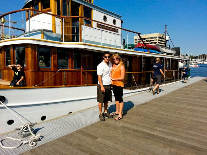 Seattle Wooden Boat Center