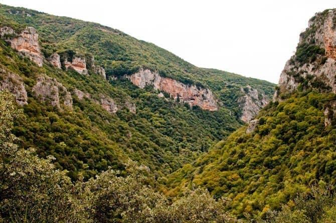 Arcadia Peloponnese