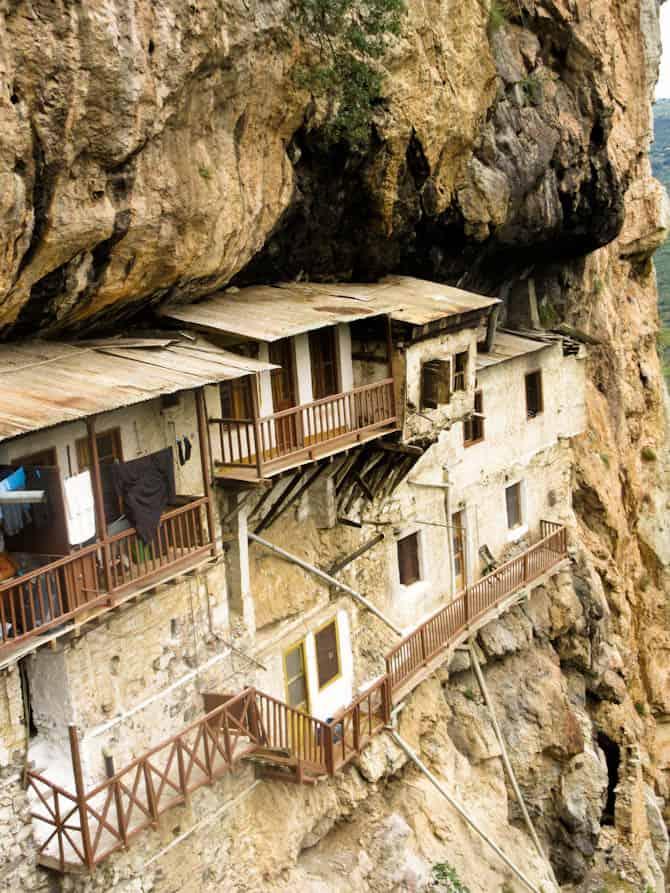 Peloponnese Monastery