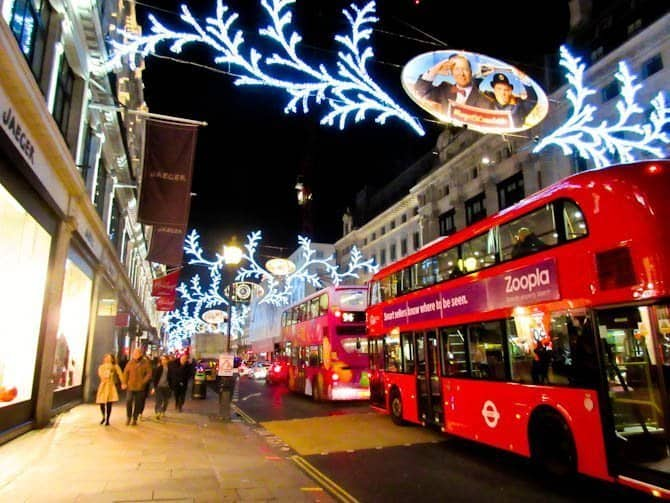 Spending Christmas In London - Live Dream Discover