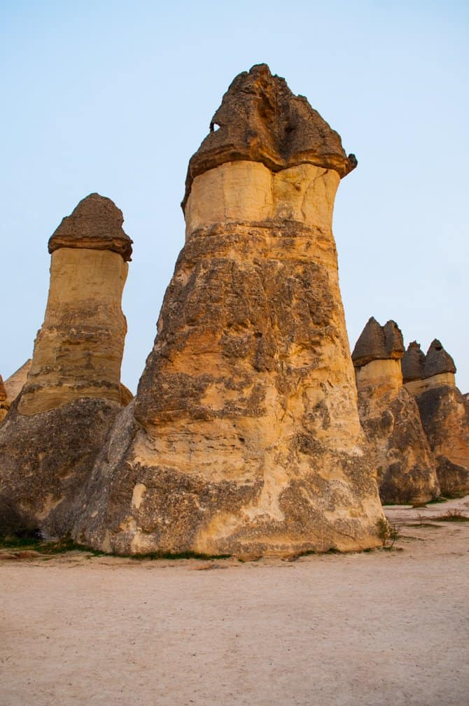 Fairy Chimneys of Cappadocia