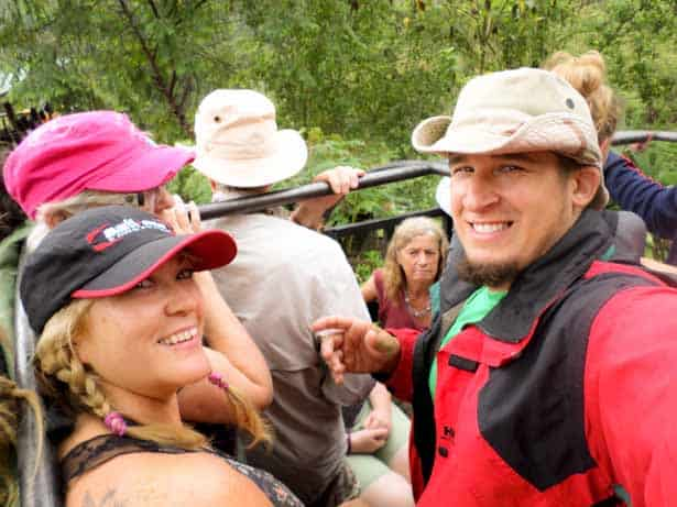 Adventure to Semuc Champey Guatemala