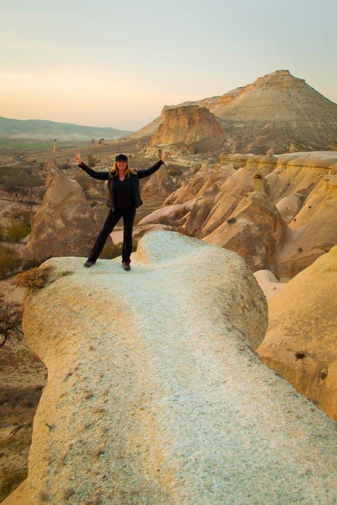 Pasapag Fairy Chimneys Cappadocia