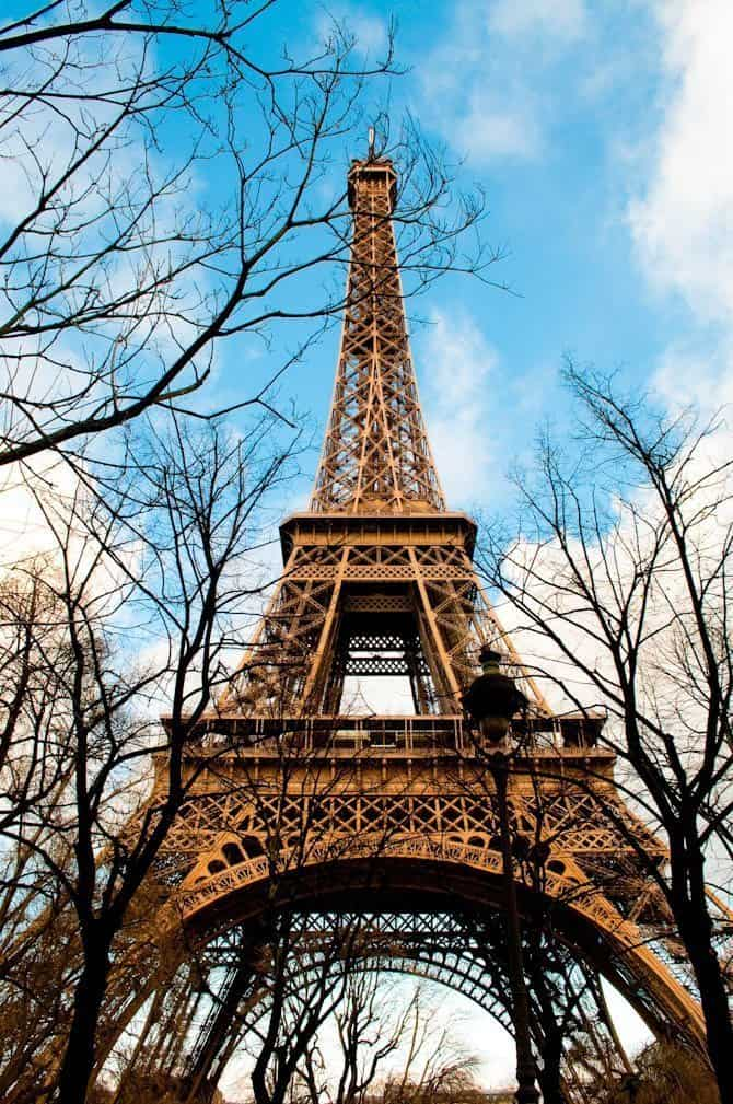 Eiffel Tower Paris in 48 hours