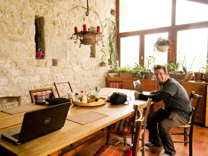 Southern France House sitting