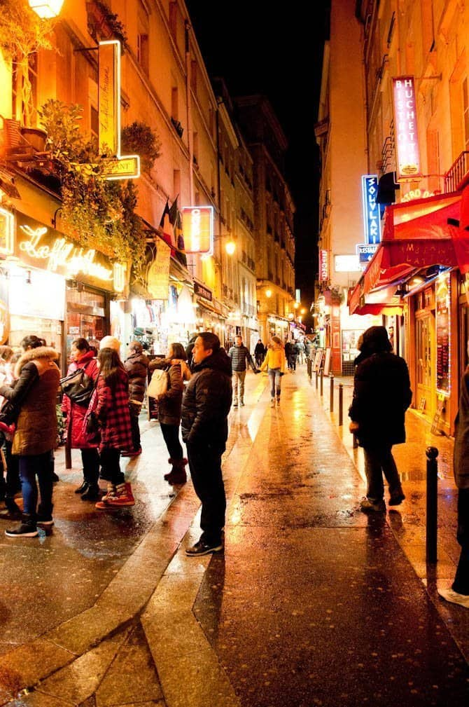 Latin Quarter Paris in 48 hours
