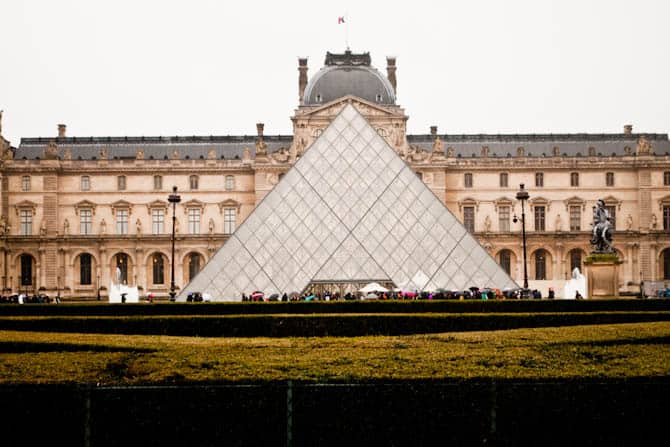 Louvre Paris in 48 hours