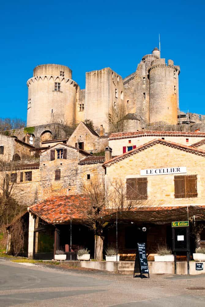 Chateau Bonaguil France