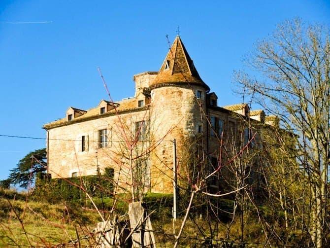 Labarthe Chateau France